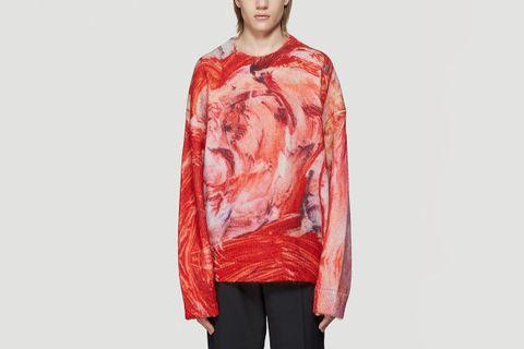 Rezyane Knit Sweater