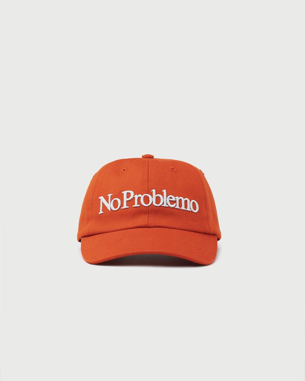 Aries - No Problemo Cap Red - Image 1