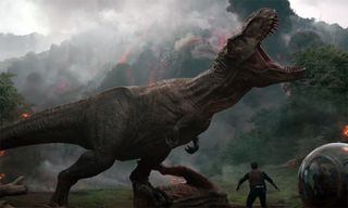 'Jurassic World: Fallen Kingdom' Featurette Shows More Dinosaurs Than Ever