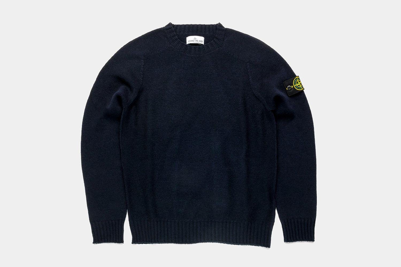 Geelong Wool Crewneck