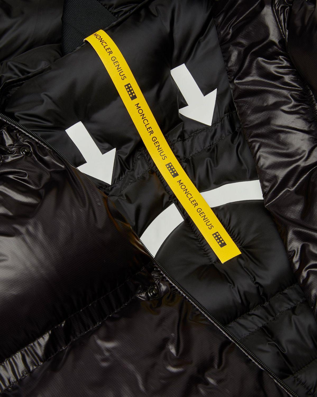 5 Moncler Craig Green — Sullivor Long Coat Black - Image 3