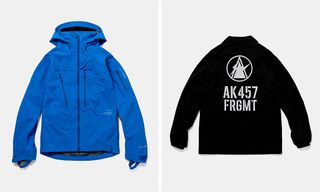 Hiroshi Fujiwara Teams up With Burton AK457 to Launch New Technical Gear