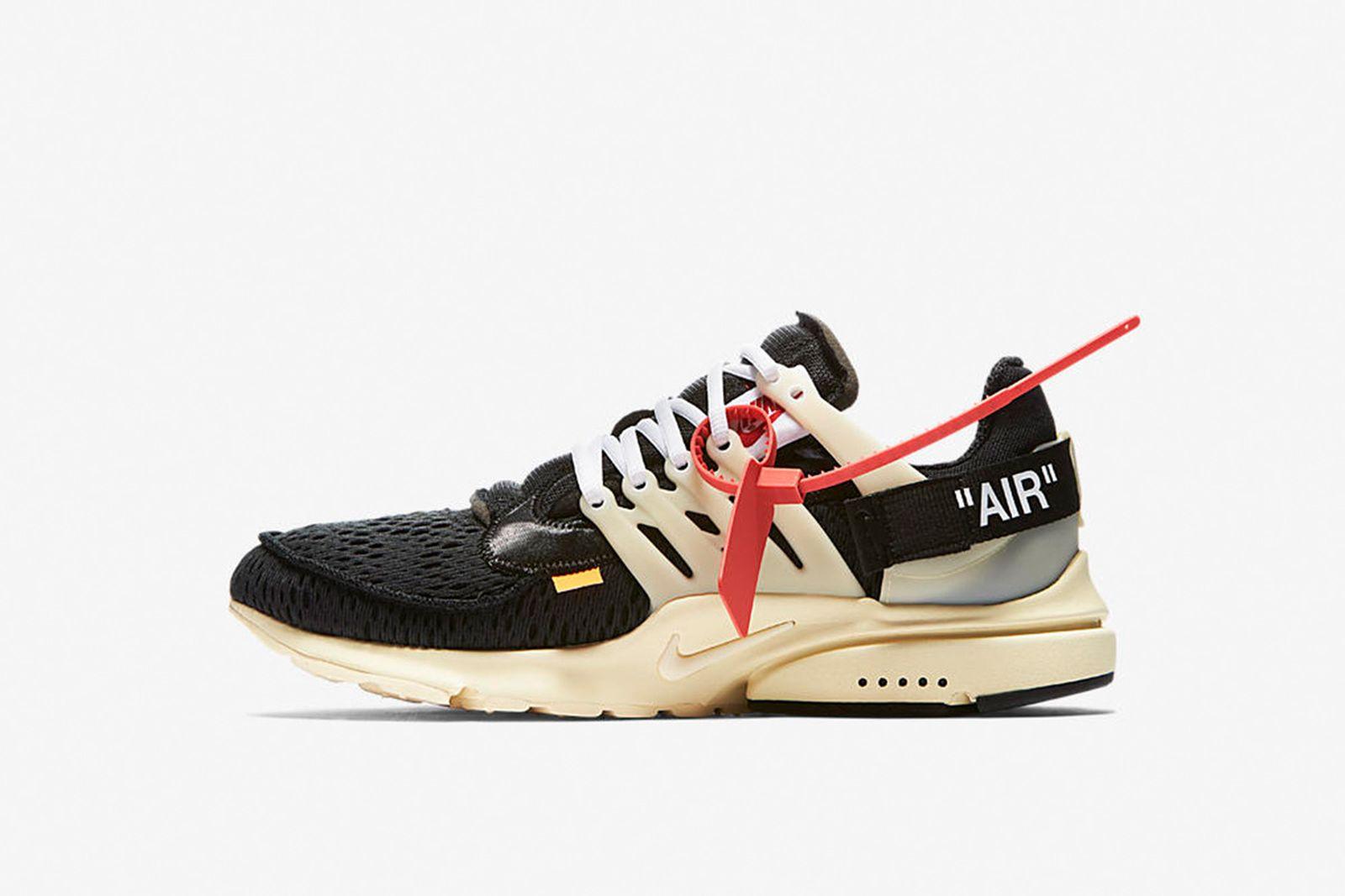 presto GOAT Nike The Ten OFF-WHITE c/o Virgil Abloh
