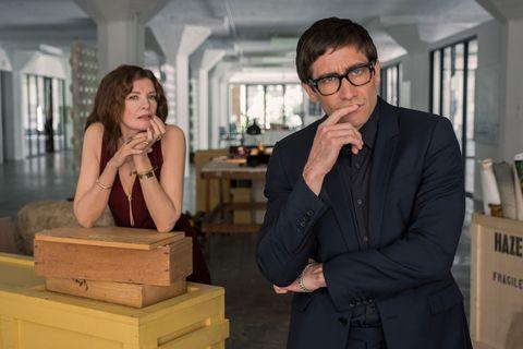 velvet buzzsaw twitter reacts Natalie Dyer jake gyllenhaal