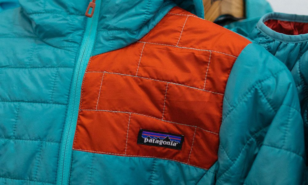 online store edc6e e6c2a Patagonia Wants You to Buy Less Clothes with the Worn Wear ...