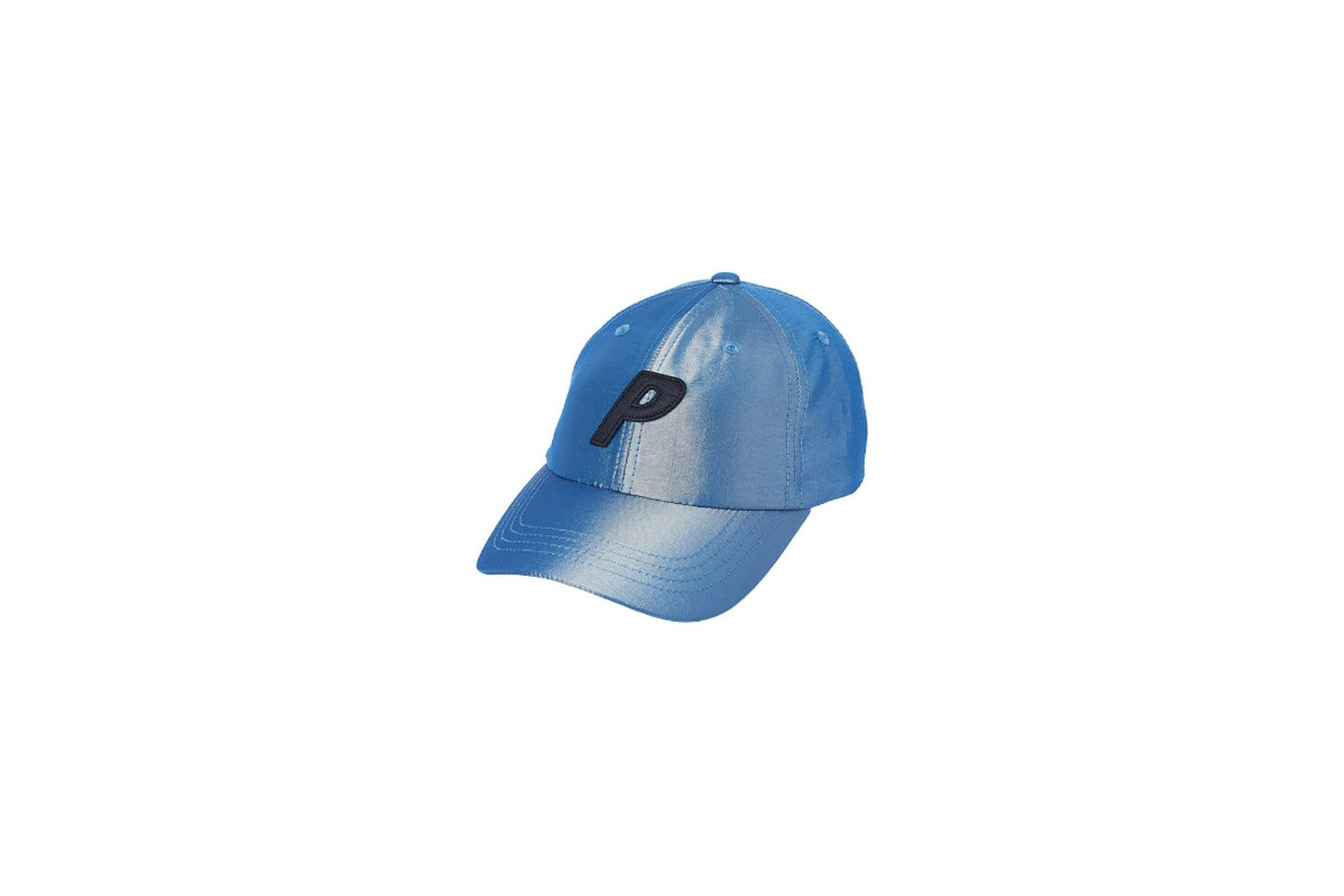 Palace 2019 Autumn cap p cruise shell 6 panel blue1427