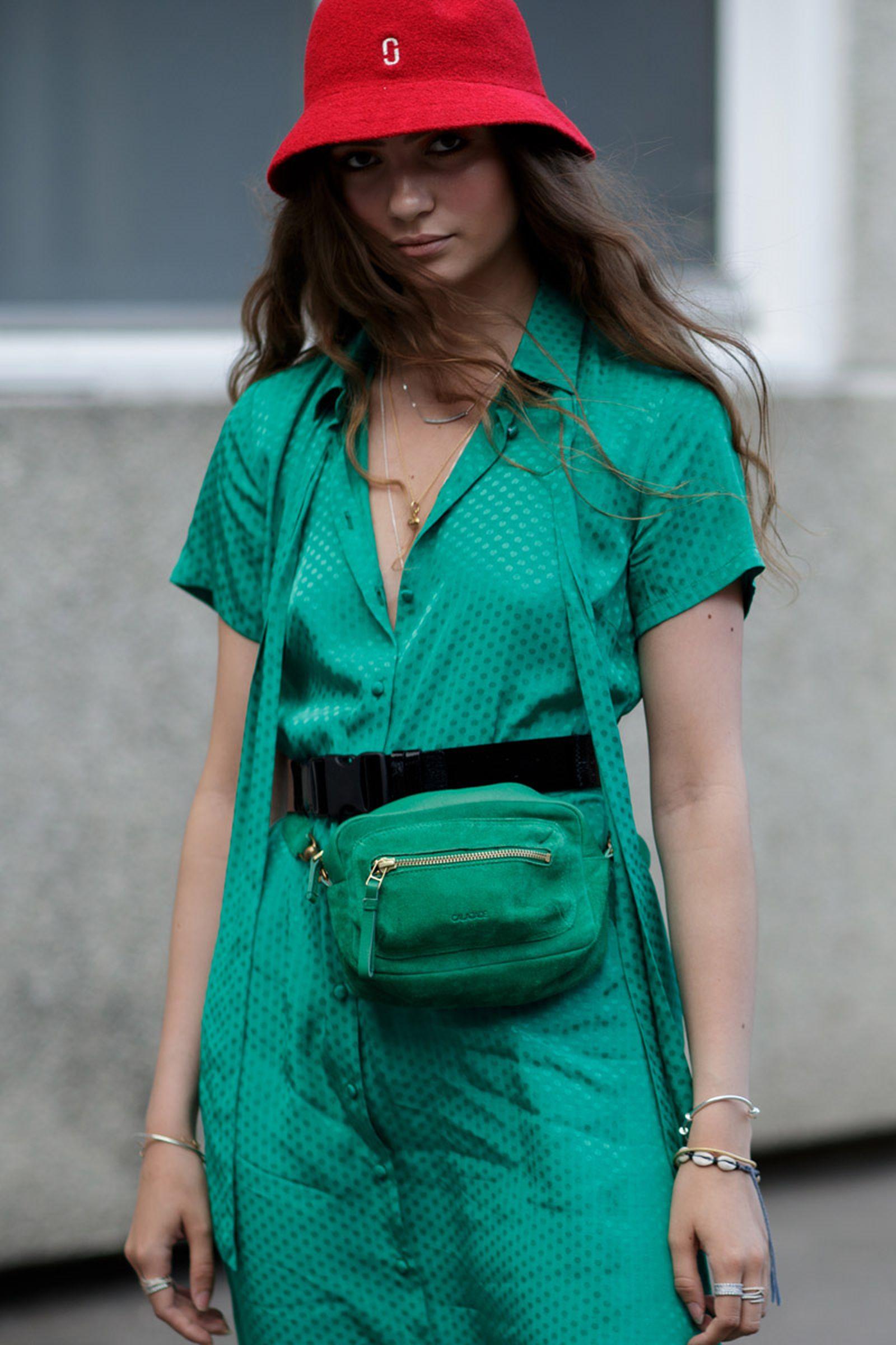 copenhagen street style bags12 Copenhagen Fashion Week Nike Supreme