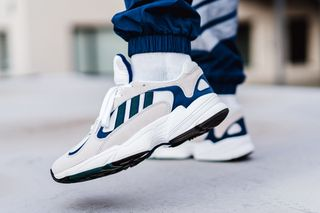online store 325ec a4417 This adidas Originals Yung-1 Colorway Is Arguably the Most Elegant Yet