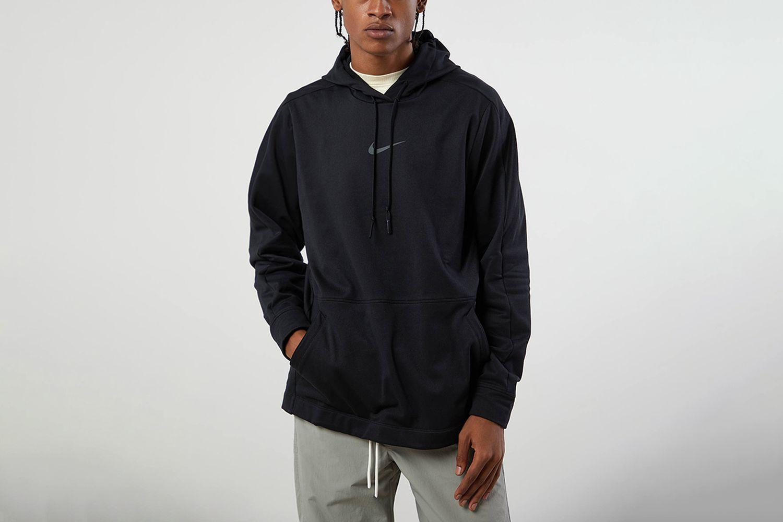 Pro Fleece Hoodie Sweatshirt