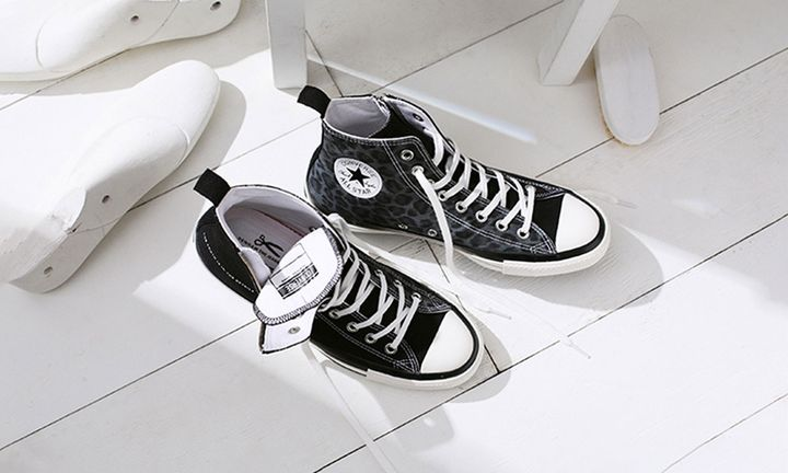 Denham x converse all star 100