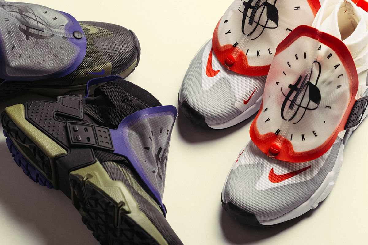 d91a5051a4ceb The Nike Huarache Almost Never Released