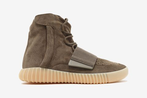 "5d1596689 adidas YEEZY Boost 750 ""Light Brown"""