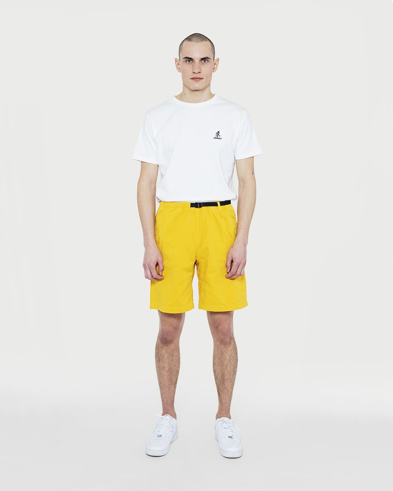 Gramicci — G-Shorts Yellow