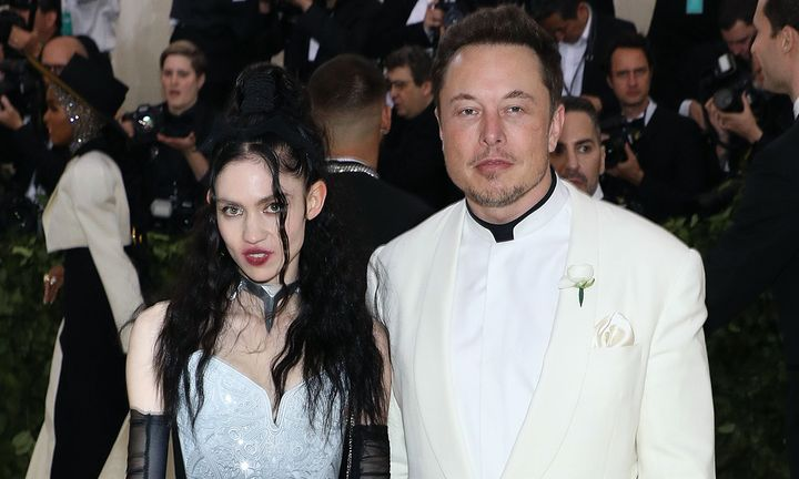 Grimes Elon Musk