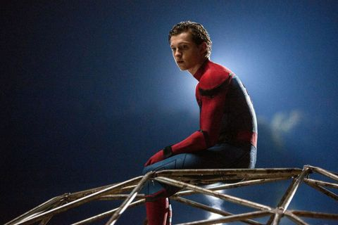 spider man sony disney fan reacts Tom Holland marvel spider-man