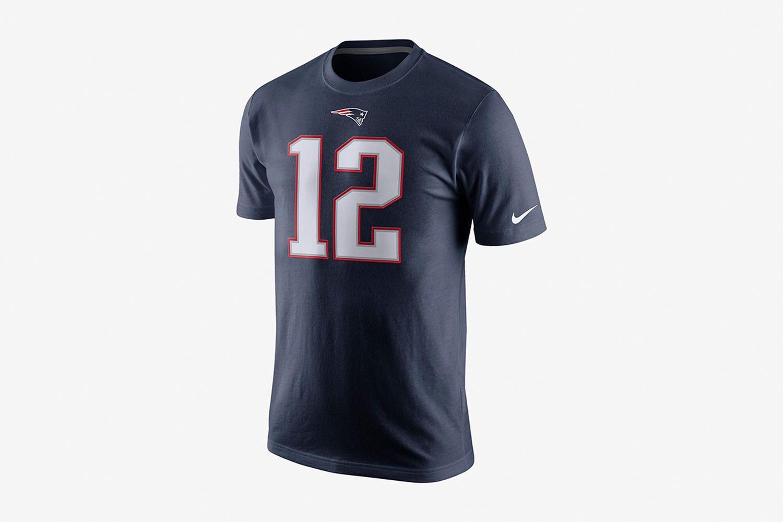 NFL Patriots Tom Brady T-Shirt