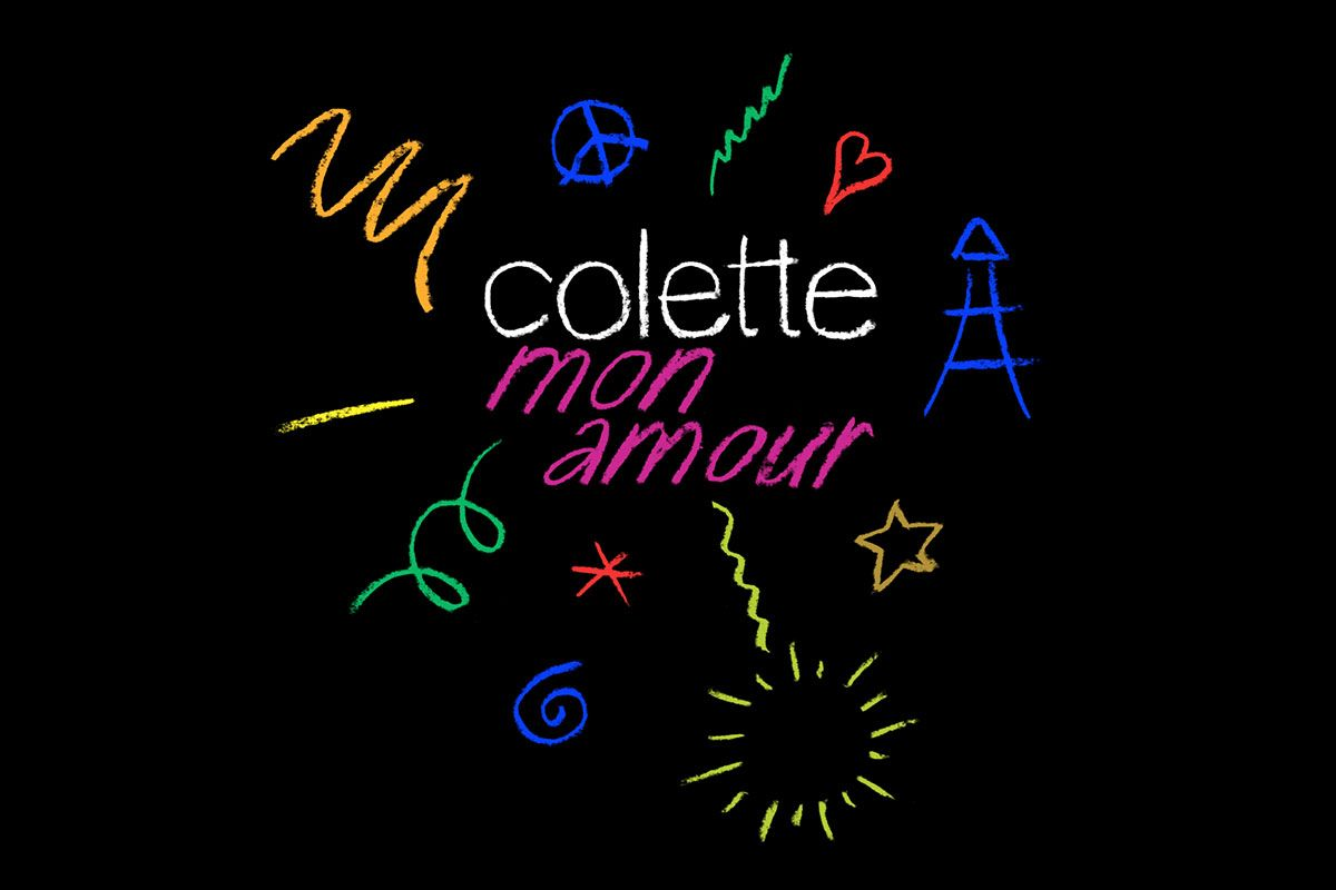 Join Us for the 'Colette, Mon Amour' Capsule Collection Release & London Screening