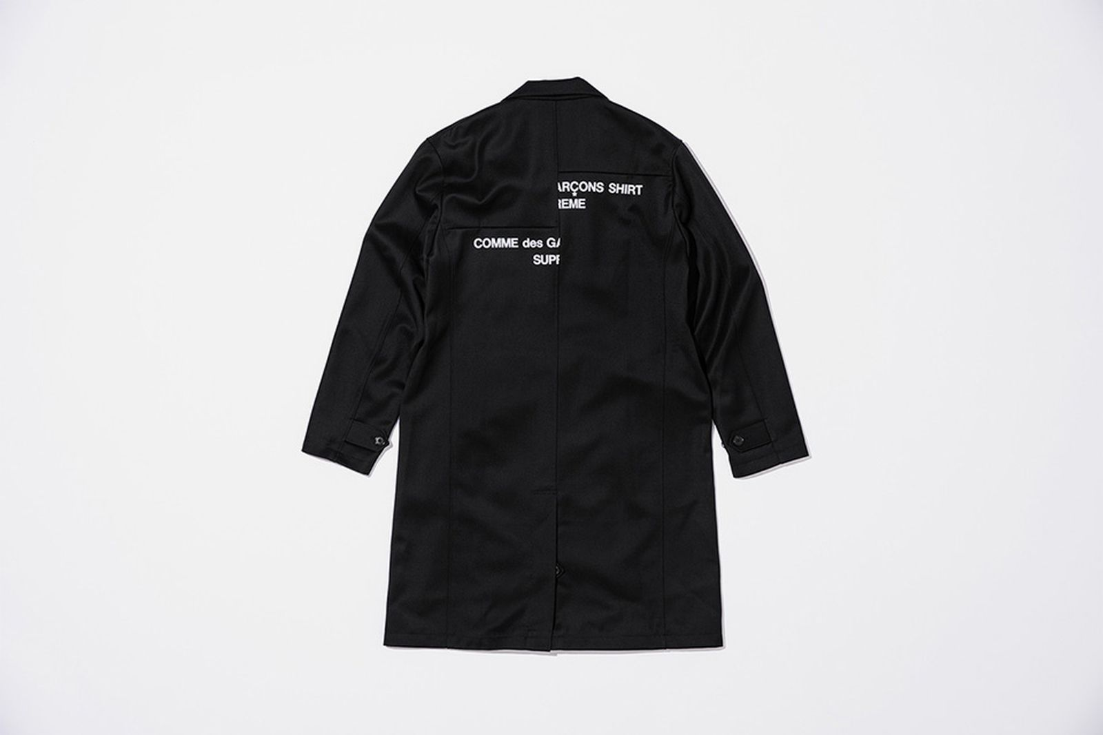 supreme cdg DSMLA comme des garcons shirt dover street market