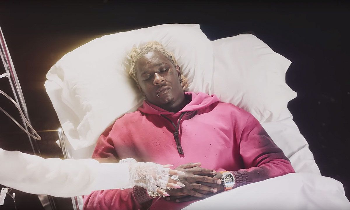 """Young Thug Drops Super Trippy, Surgery-Inspired Visuals for """"Just How It Is"""""""