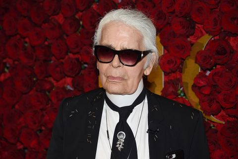 Fendi chanel karl lagerfeld