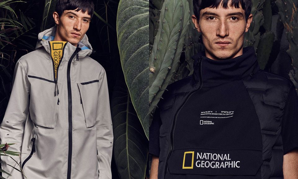 National Geographic Gets Into Streetwear With Solid Debut Collection