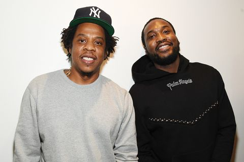 Jay Z and Meek Mill