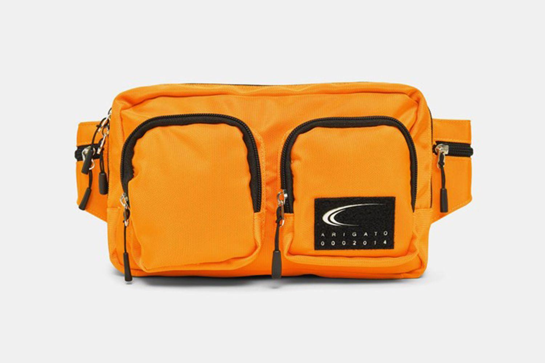 Multi Pocket Bumbag