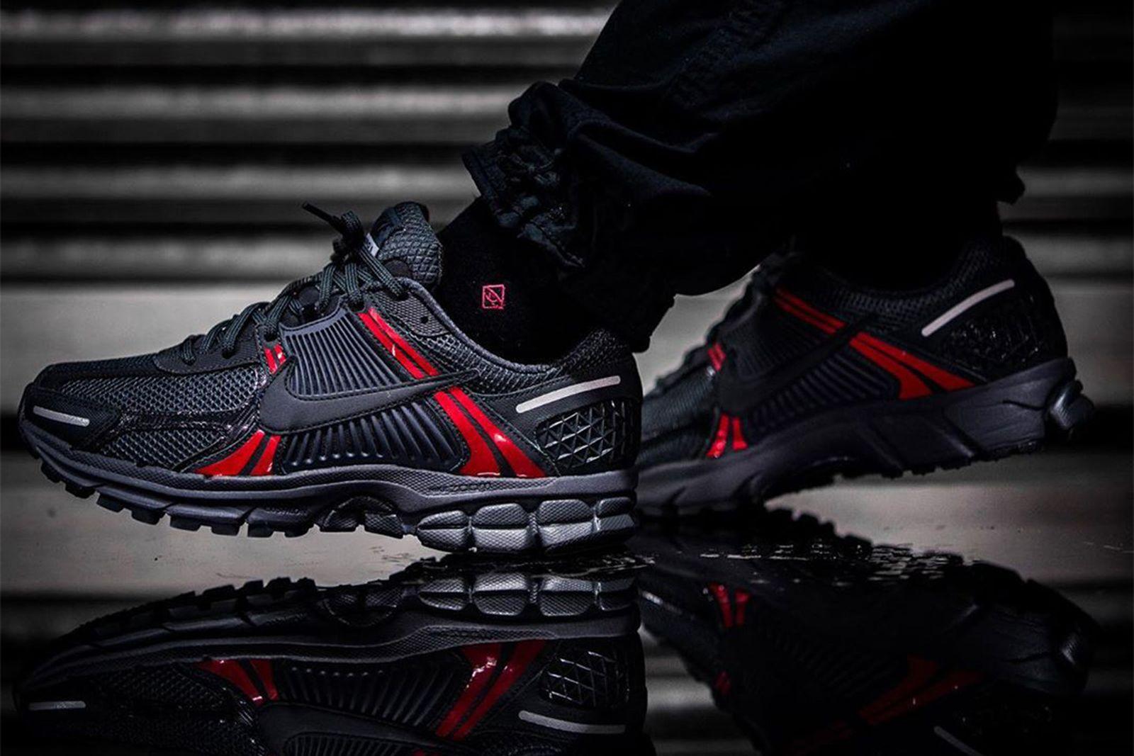black red nike zoom vomero 5 best instagram sneakers ASICS GEL-KAYANO 5 360 ASICS Tiger GEL-Lyte III Nike Air Presto Mid