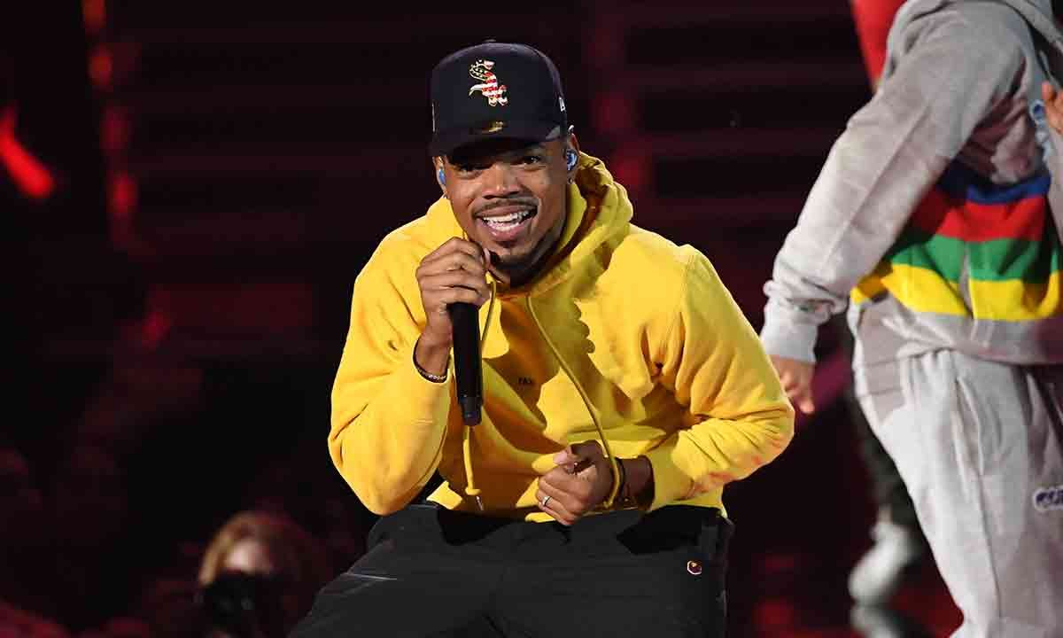 "Watch Chance the Rapper's ""Second Best"" Rap-Monologue on 'SNL'"