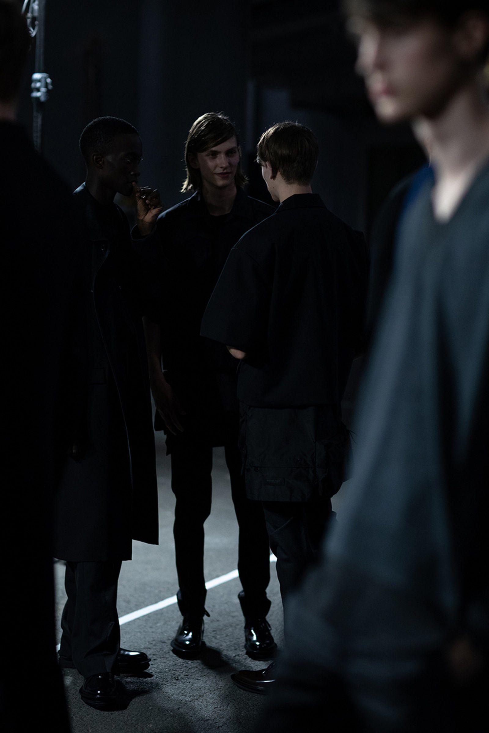 undercover ss20 menswear collection jun takahashi paris fashion week runway