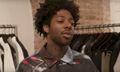 Brent Faiyaz Talks Pyer Moss' NYFW Show While Shopping in SoHo