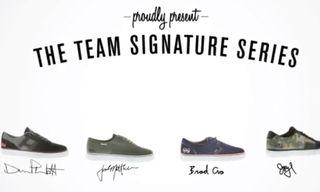 HUF Team Signature Colorway Footwear Series Holiday 2012