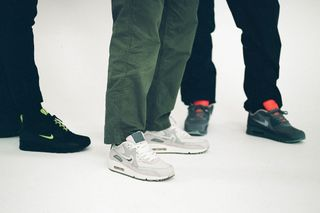 The BSMNT x Nike Air Max 90