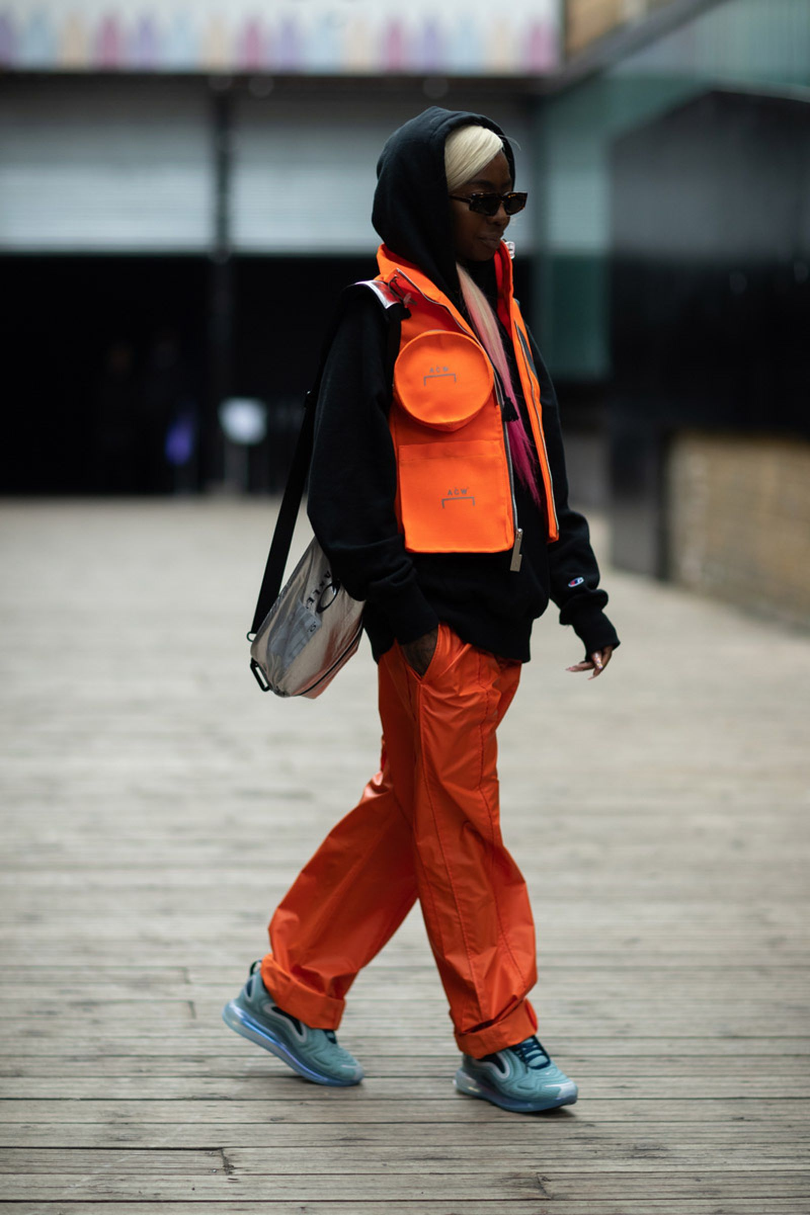 MFW19 London StreetStyle EvaAlDesnudo 09 Martine Rose a cold wall calvin klein 205w39nyc