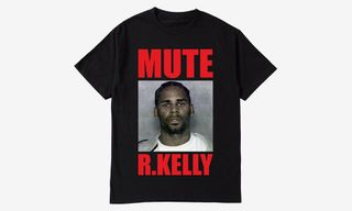 You Can Support the #MuteRKelly Movement With This Limited Edition Tee