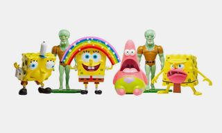 Nickelodeon Is Releasing 'SpongeBob SquarePants' Meme Toys