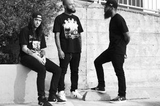caf30887cc89 Converse x Trash Talk Skate Shoe Collection
