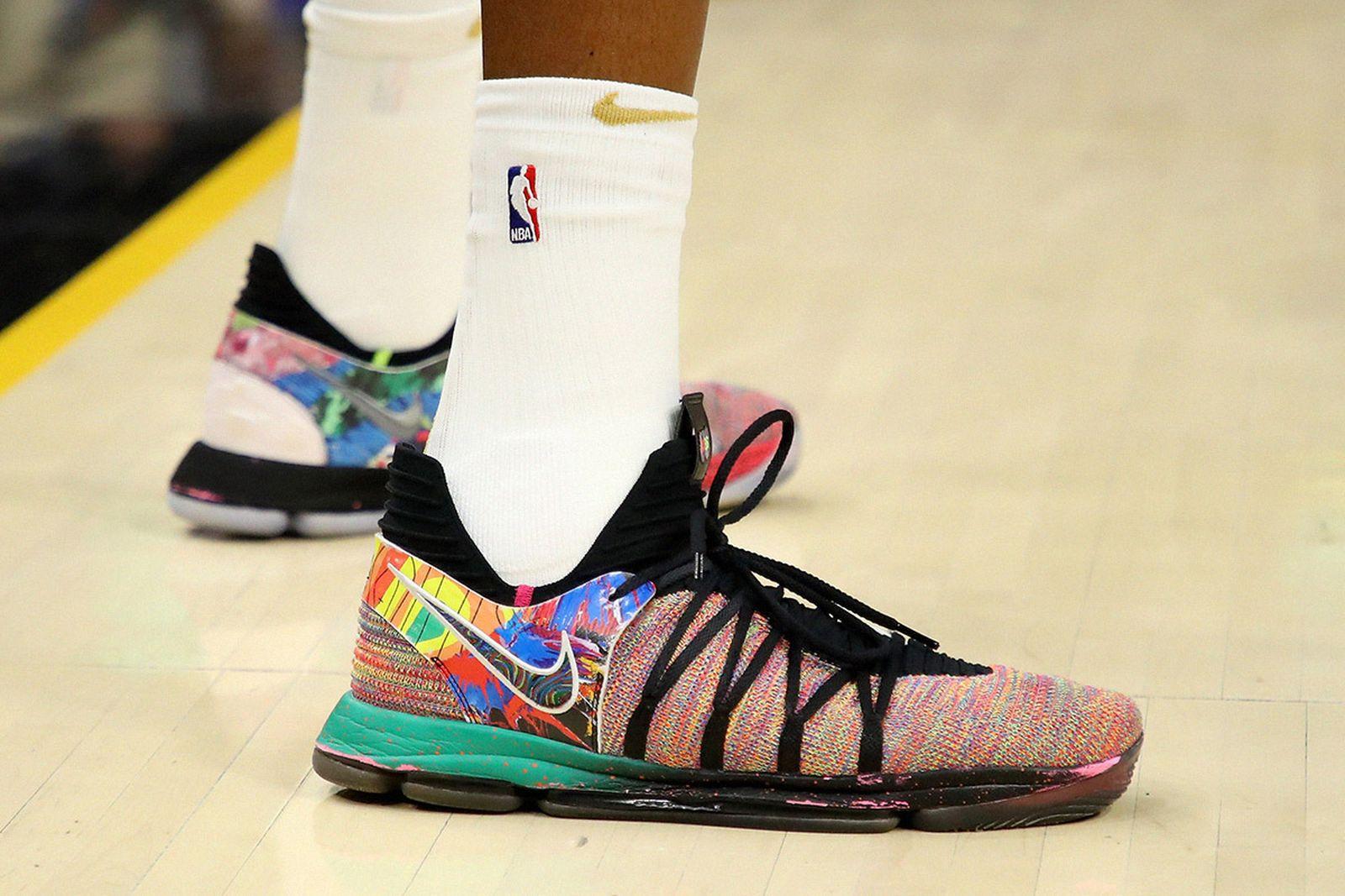 op ed anyone care nbas new sneaker policy main Nike