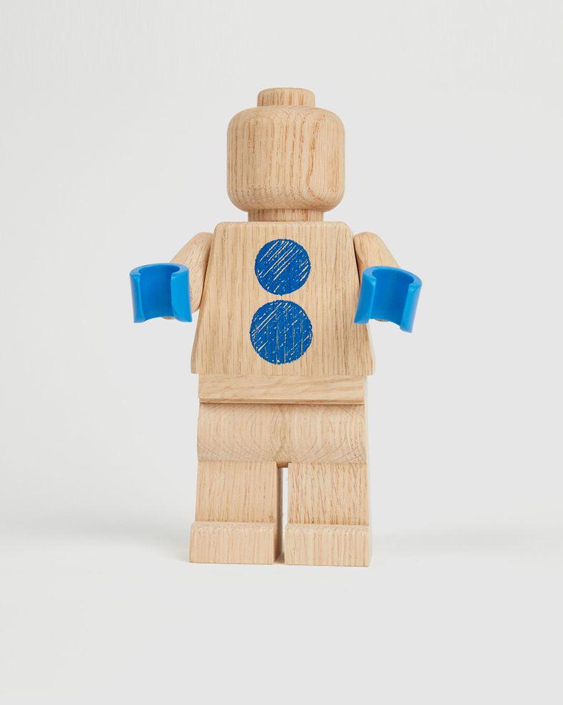 Colette Mon Amour x LEGO - Wooden Minifigure