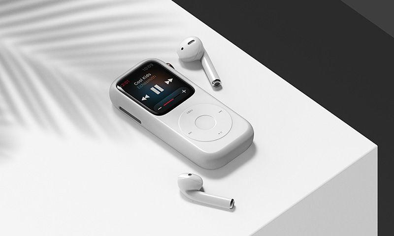 nostalgic iPod