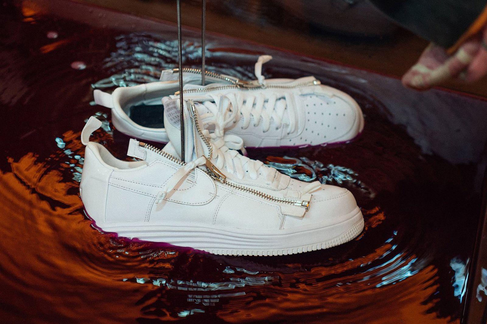 dye sneakers feature main Nike The Ten OFF-WHITE c/o Virgil Abloh Travis Scott Nike Air Force 1 Low