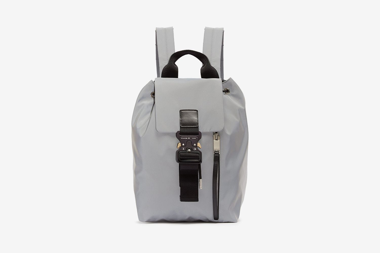 Tank Reflective Backpack