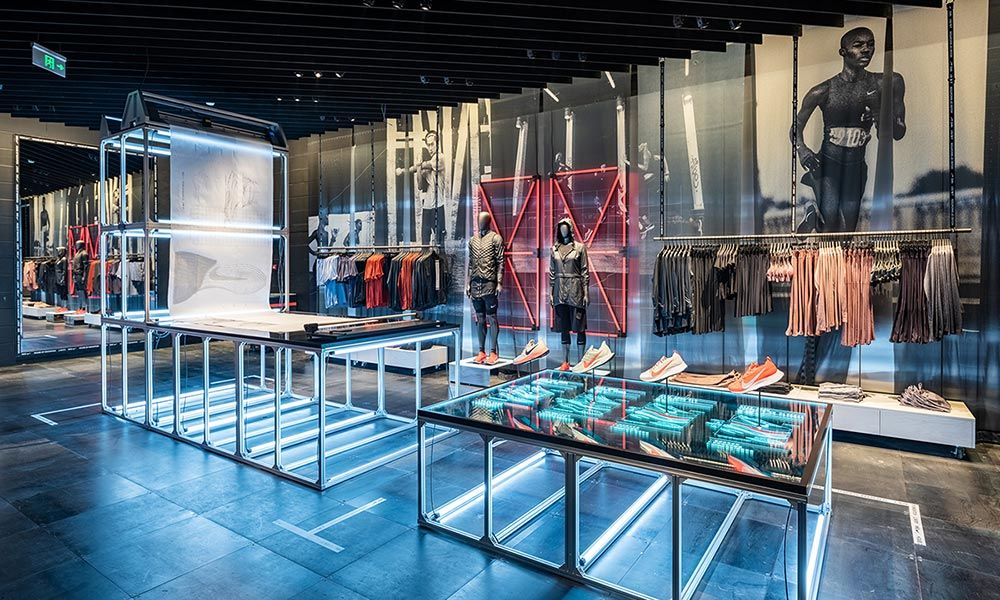 3994e3142 New Nike Shanghai Store Is the Pinnacle of Retail Innovation