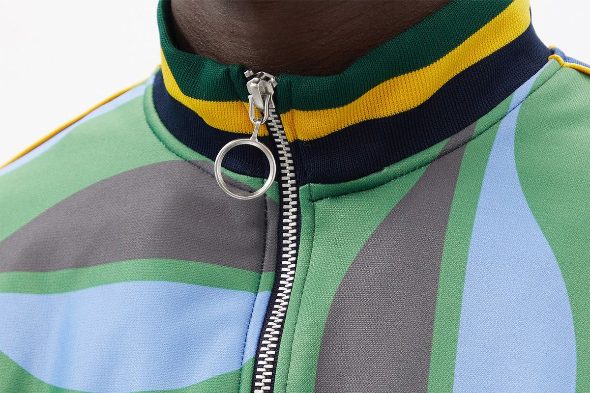 Here's Why the Track Jacket Is the Most Underrated Item in the Modern Wardrobe