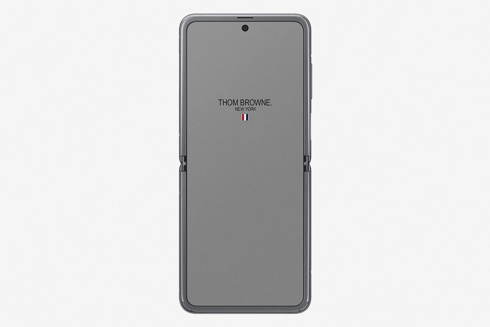 Samsung Collabs With Thom Browne On Limited Edition Galaxy Z Flip