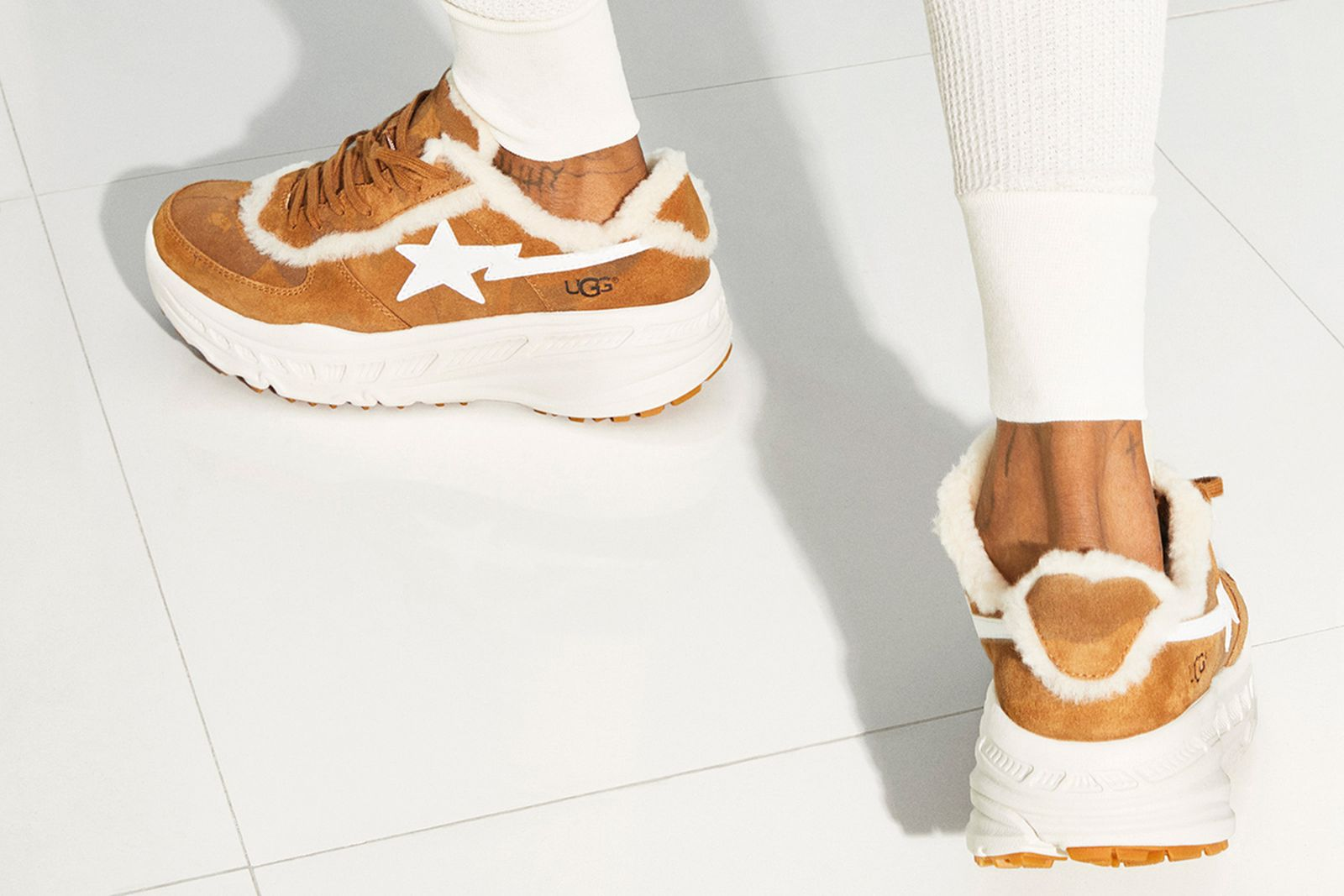 bape ugg sneaker release date price official