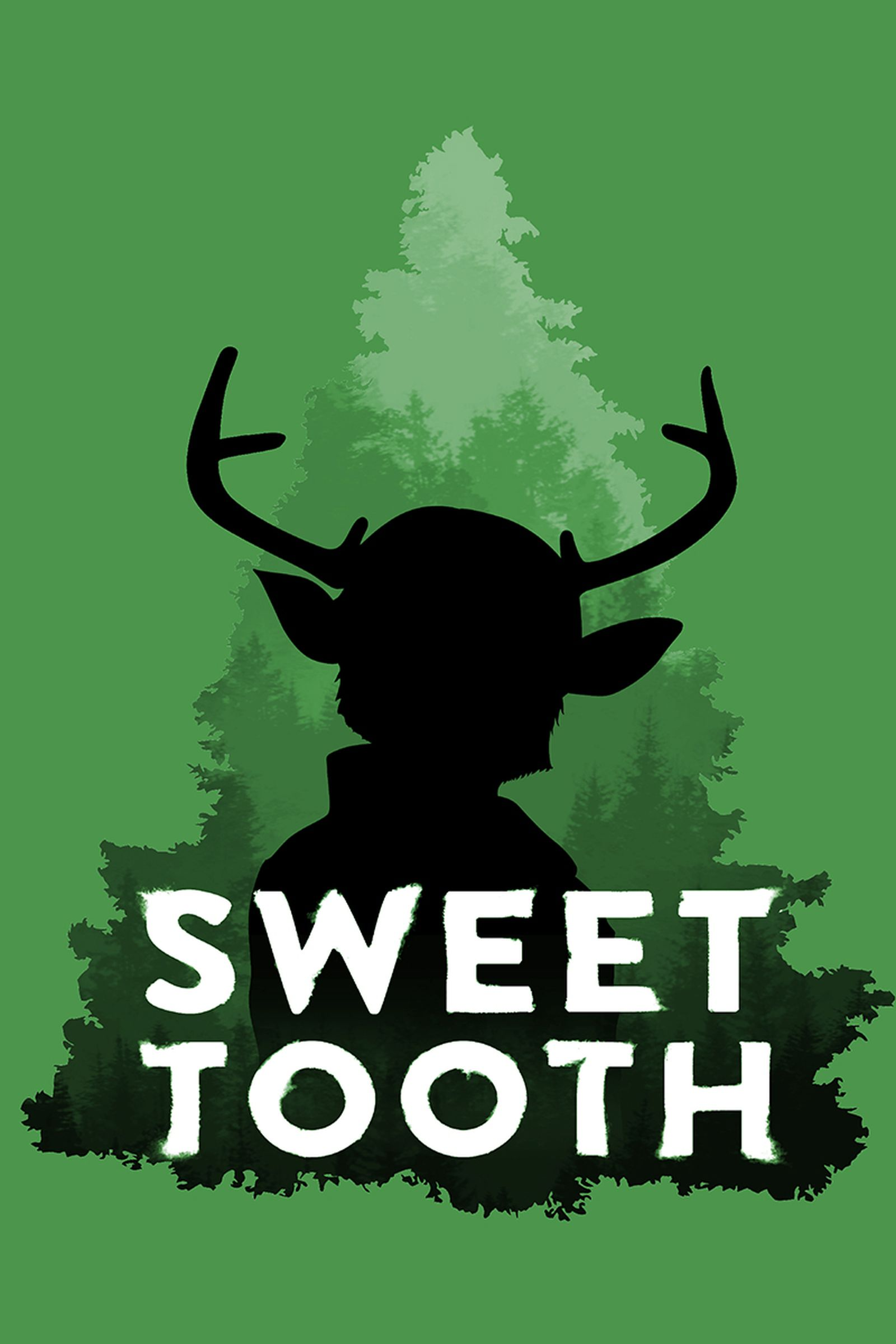 Netflix 'sweet tooth' poster