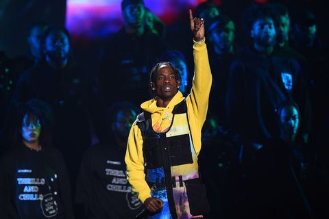 8eaa7fc1ae9d Travis Scott Gave Away Free Astroworld Festival Tickets to Houston Voters