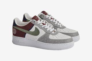 """Sneakersnstuff x Nike Air Force 1 """"Fryken"""" Friends & Family"""
