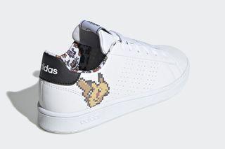 8 Bit Pikachu Pokemon X Adidas Advantage Rumor